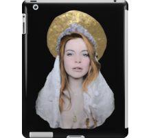 Saint Lindsay Icon iPad Case/Skin