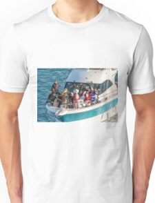 The 3 Kings arrive Unisex T-Shirt