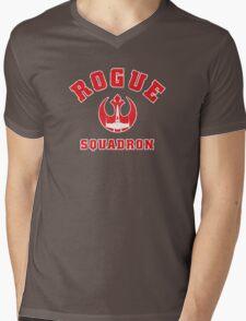 Rogue Squadron Mens V-Neck T-Shirt