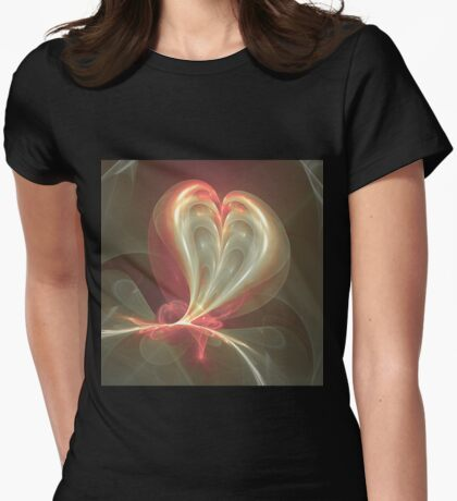 Innocent Valentine Womens Fitted T-Shirt
