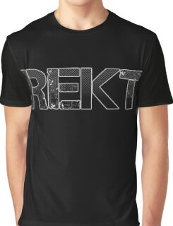 rekt Graphic T-Shirt