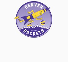 Denver Rockets ABA Basketball  Women's Relaxed Fit T-Shirt