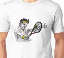 Tennnis Federer Unisex T-Shirt