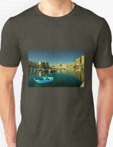 St Julians Harbour  T-Shirt