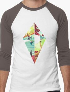 No Man's Sky Men's Baseball ¾ T-Shirt