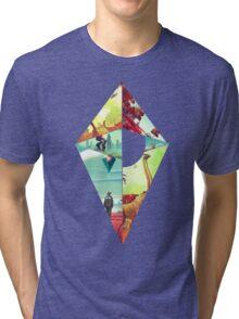 No Man's Sky Tri-blend T-Shirt