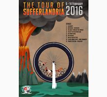 Tour of Sufferlandria 2016 - Official Artwork Unisex T-Shirt