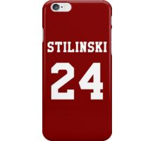Stilinski Varsity iPhone Case/Skin