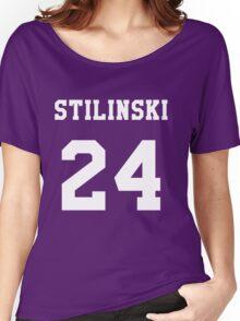 Stilinski Varsity Women's Relaxed Fit T-Shirt