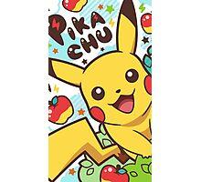 Pokemon Pikachu Photographic Print