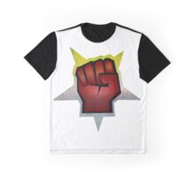 Fist Bump Graphic T-Shirt