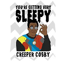 Creeper Cosby Photographic Print
