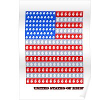 The United States of Hicks Poster