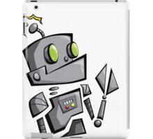 Bantam Robot iPad Case/Skin