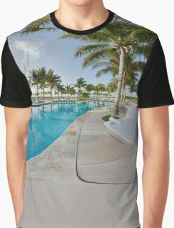 Swimming pool Graphic T-Shirt