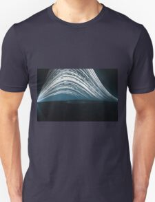 6 month exposure at The river Cuckmere Unisex T-Shirt