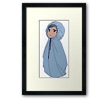 Cute Aomine Framed Print