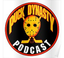Puck Dynasty Podcast - 90's Vancouver Poster