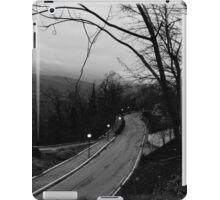Follow the road iPad Case/Skin