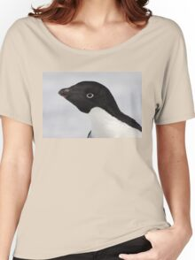 Adelie Penguin Women's Relaxed Fit T-Shirt