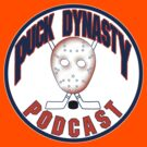 Puck Dynasty Podcast - Orange and Blue by falsefinish66