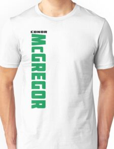 Conor McGregor (check artist notes for limited edition link)  Unisex T-Shirt