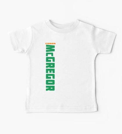 Conor McGregor (check artist notes for limited edition link)  Baby Tee
