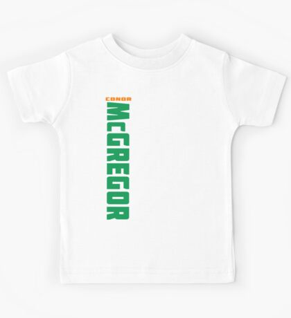 Conor McGregor (check artist notes for limited edition link)  Kids Tee