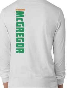 Conor McGregor (check artist notes for limited edition link)  Long Sleeve T-Shirt