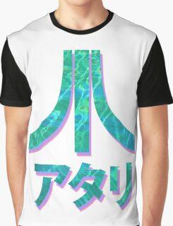 Vaporwave Atari Graphic T-Shirt
