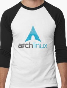 Arch Linux Men's Baseball ¾ T-Shirt