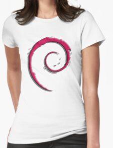 Debian Logo Womens T-Shirt