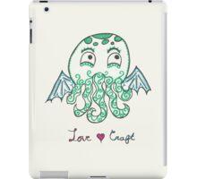 LoveCraft Chibi iPad Case/Skin