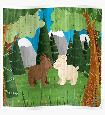 Love Bears Poster
