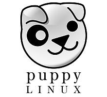 puppy LINUX Photographic Print