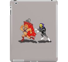 Skeleton Chases Shower iPad Case/Skin
