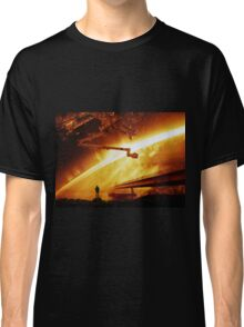 Red Sun Chronicle Classic T-Shirt