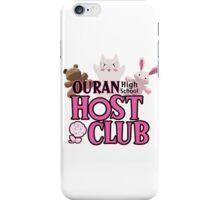 Ouran Highschool Host Club  iPhone Case/Skin
