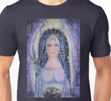 Goddess of anticipation Unisex T-Shirt