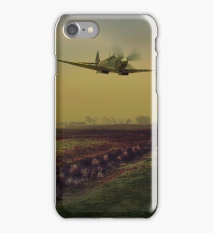 Low At Fairfield iPhone Case/Skin