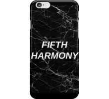 5H Black Marble. iPhone Case/Skin