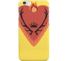 Game of Thrones - House Baratheon of Dragonstone iPhone Case/Skin