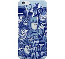 Goth4m iPhone Case/Skin