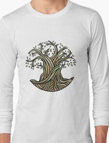 yggdrasil Long Sleeve T-Shirt