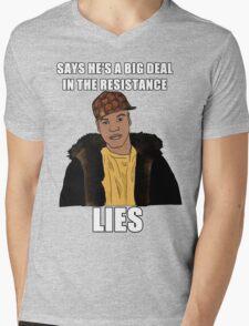 Scumbag Finn (Star Wars) Mens V-Neck T-Shirt