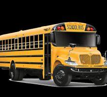 School Bus #1 by snellejelle
