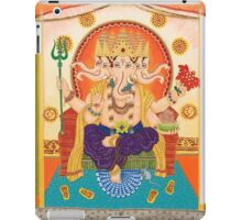 Ganesha - Remover of Obstacles iPad Case/Skin