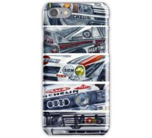 group B iPhone Case/Skin