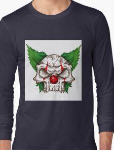 skull clown sketch  T-Shirt