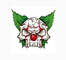 skull clown sketch  Unisex T-Shirt
